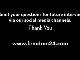 Preside dometria - unintervista con femdom24