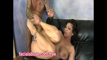 Way-out threesome with an bizarre slut