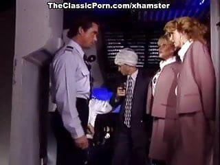 Houston, rebecca lord, t.t. stud in classic porn movie scene