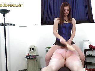Femdom mistresses dominate men