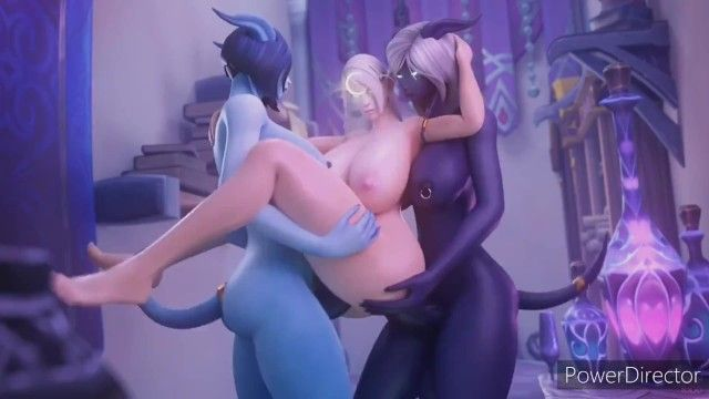 Superlatively good of world of warcraft other, shemale hentai compilation sound sfm/3d porn