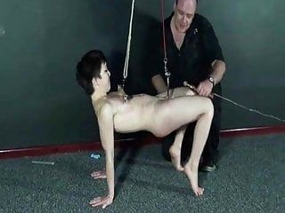 Japanese - kinky thraldom - not her 1st time