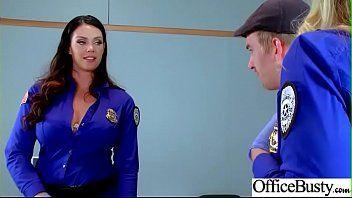 Alison tyler julia ann méchant fille gros pare-chocs gal acquérir cloué dans le bureau vid-01