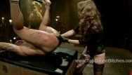 Dutch endures severe caning and otk flogging