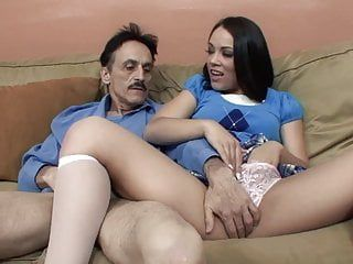 Kristina rose deepthroats step-dads pecker