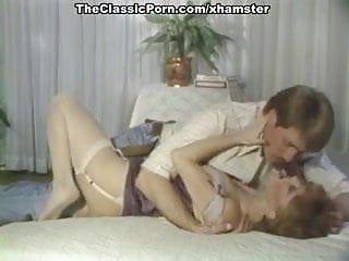 Large knob inda unshaved cunt in porn retro clip