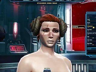 The old republic naked mod upload