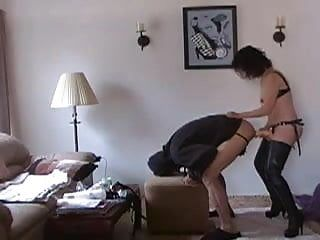 Wife fuck her chap with ding-dong