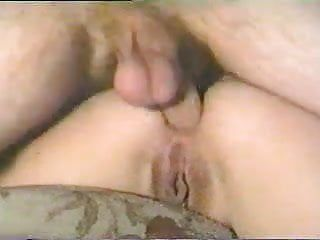 Large balls slapping fur pie during the time that pumping butthole