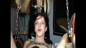 Non-professional legal age teenager fisted in slavery untill this babe squirts