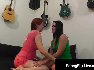 Anal lesbos penny pax roxy raye rim their moist buttholes
