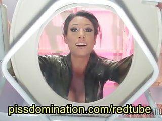 Bitch goddess biffy bondman humiliation. pissing throughout hose