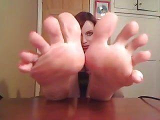 Foot fetish soles toes footjob cook jerking simulation