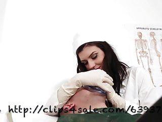 Unp043-the cruel nurse-bdsm smother domination-preview