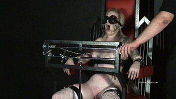 Tower of pang torments of golden-haired lifestyle slavegirl hotty in hardcore painslut