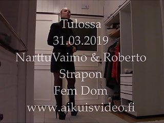 Teaser: finnishbbcslut piia ding-dong fem slavemaster her hub roberto