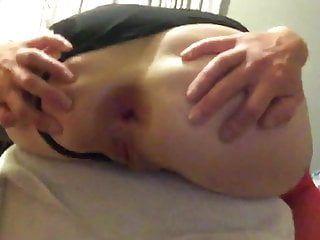 Homemade mrs butt receives thrashed