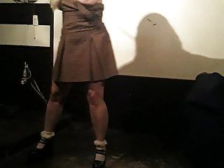 Undressed doxy comedy show