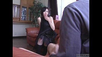 Subtitled cfnm japanese senzuri femdom leads to spunk fountain