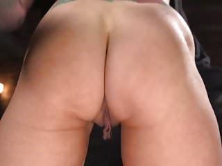 Golden-haired pumped up milf receives fastened and tormented