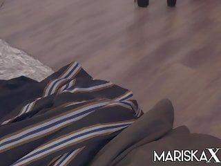 Mariskax breasty hottie hot susi dominates her sugar dad