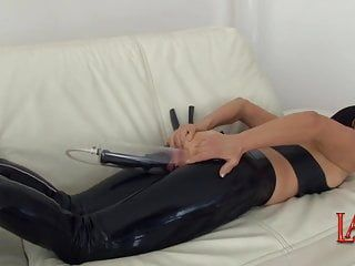 Anal fucking and a-hole pumping