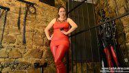 Keuschhaltung chastity villein femdom humilation german joi