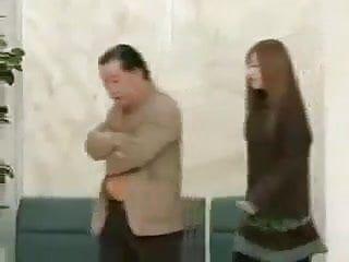 Super humorous japanese parody of tsa airport security