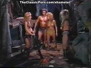 Barbara dare, nina hartley, erica boyer in classic porn movie scene