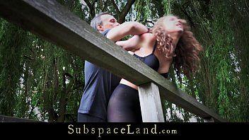 Teenager beauty ends her newbie status in sadomasochism scenario