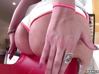 Kelly divine receives anal - pawg