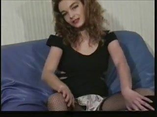 Vintage french hirsute anal sex-toy