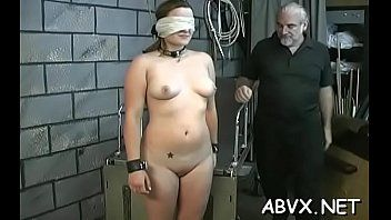Serious home bondage non-professional