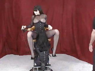Slavery rug munch chair