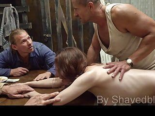 Sexslave anally humiliated by family
