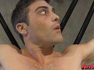 Edged sex bondman training edging teasing cei
