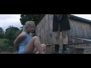 Bondman dia zerva lesbo outdoor sadomasochism enema and humiliation
