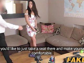 Smokin sexy chick alexa deseja ser uma estrela de vídeo adulta