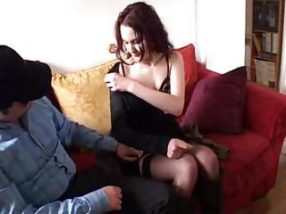 Anne analfucked in nylons by a fan of our web resource