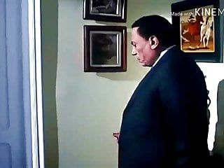 Egyptian film - adel emam discovered his children see porn