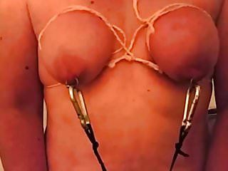Pfundiges vergnuegen - teat stretching
