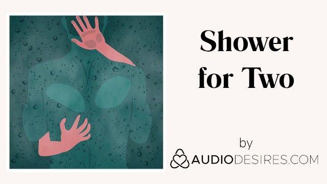 Doccia per 2 audio porno erotico per donne, hawt asmr