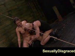 Fetishnetwork mena li sybian servitude sex