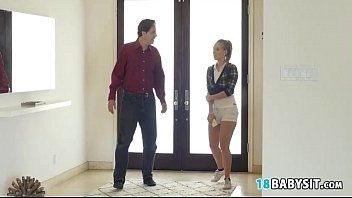 A womans touch - babysitting legal age teenager harley jade