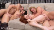 Trickery - bored wifes sheena ryder and lacy lennon exchange husbands
