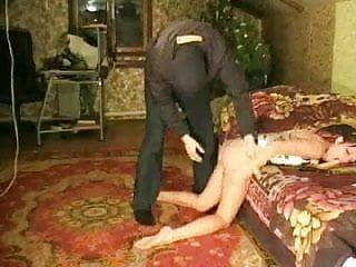 Cum-hole kicking