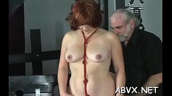 Undressed woman way-out thraldom at home with slutty hunk