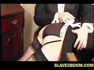 British bums receive spanked