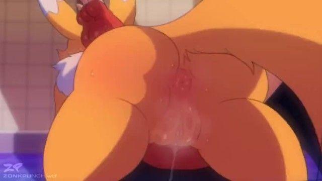 Renamon most good fur porn animation zonkpunch